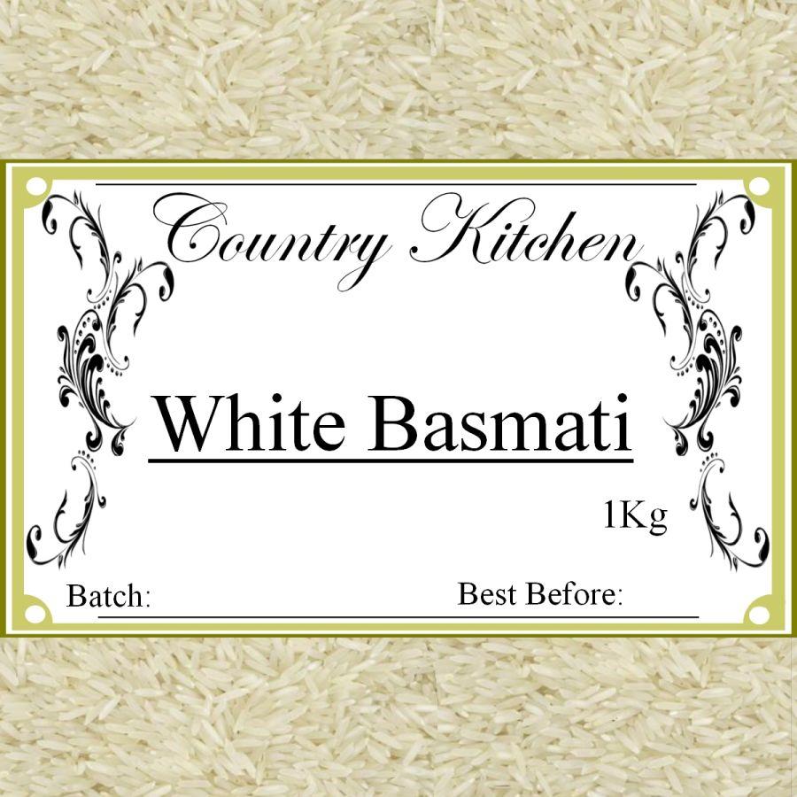 Country Kitchen White Basmati Rice 1Kg