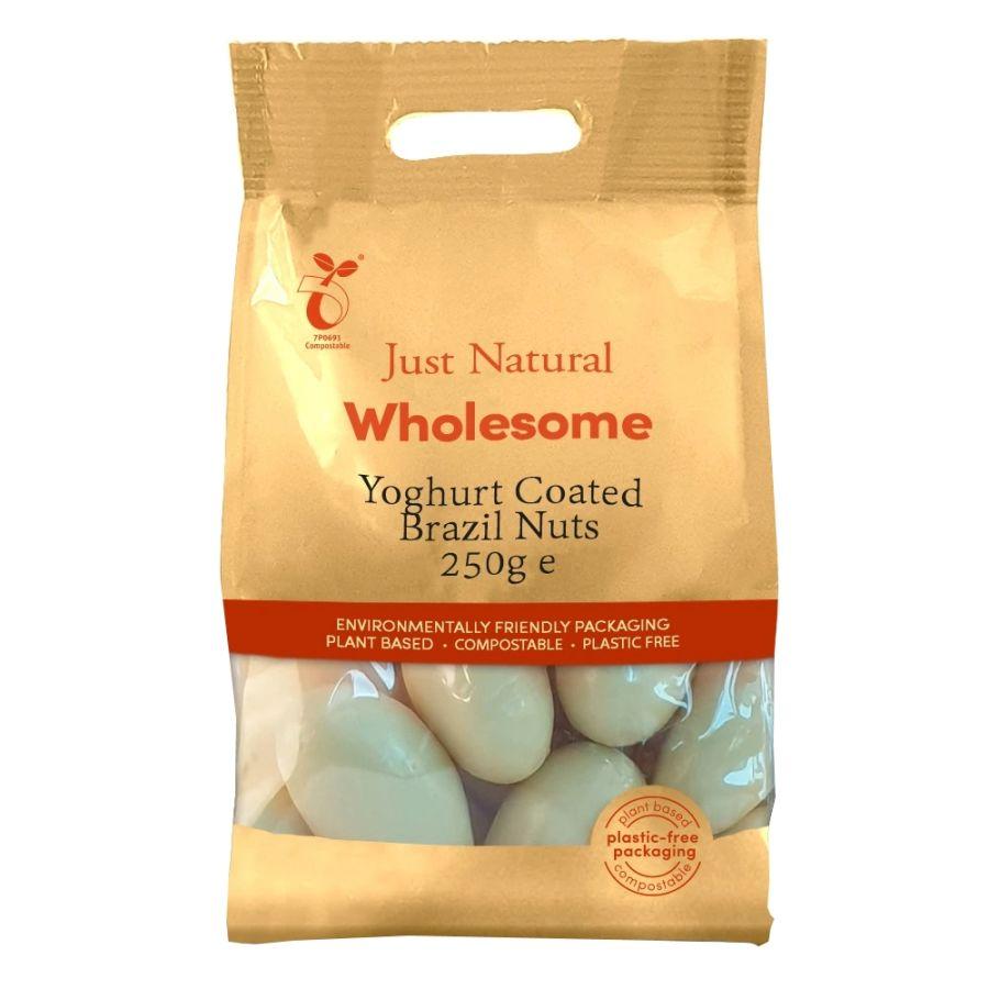 Just Natural Yoghurt Brazils 250g