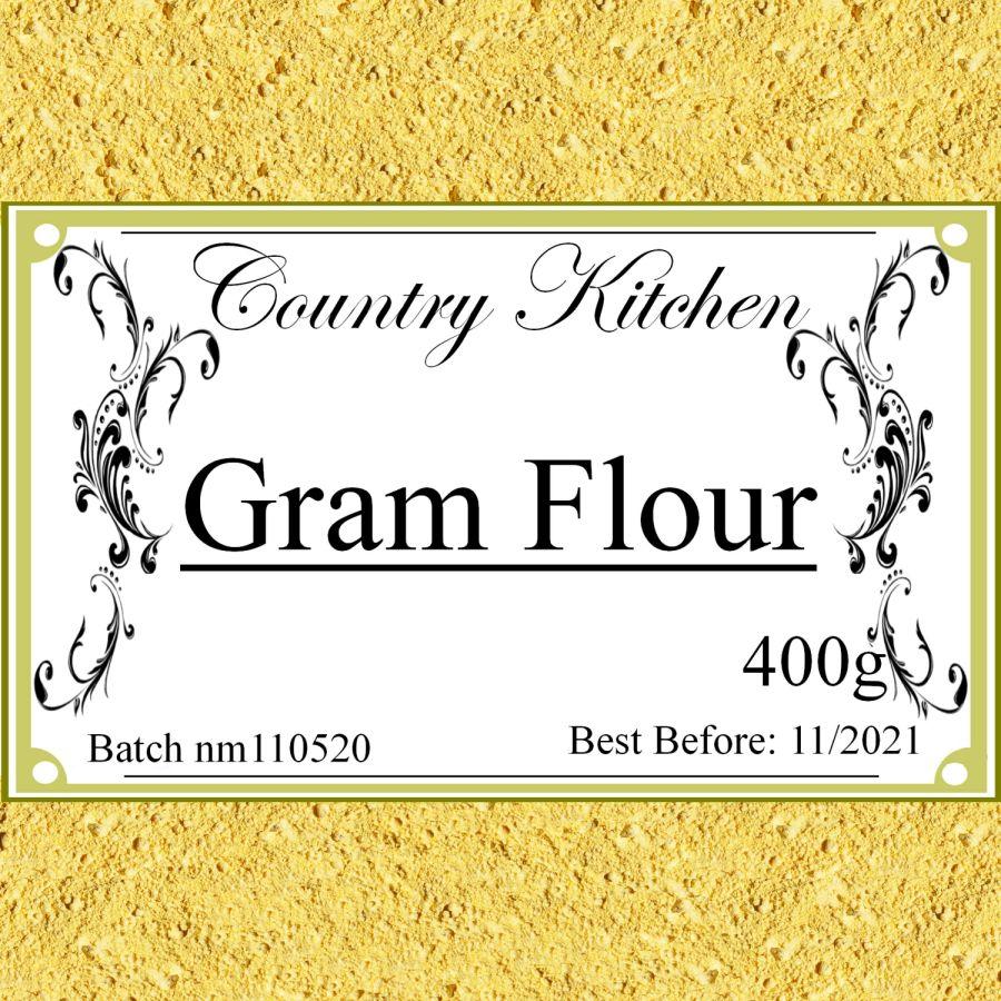 Country Kitchen Gram Flour 400g