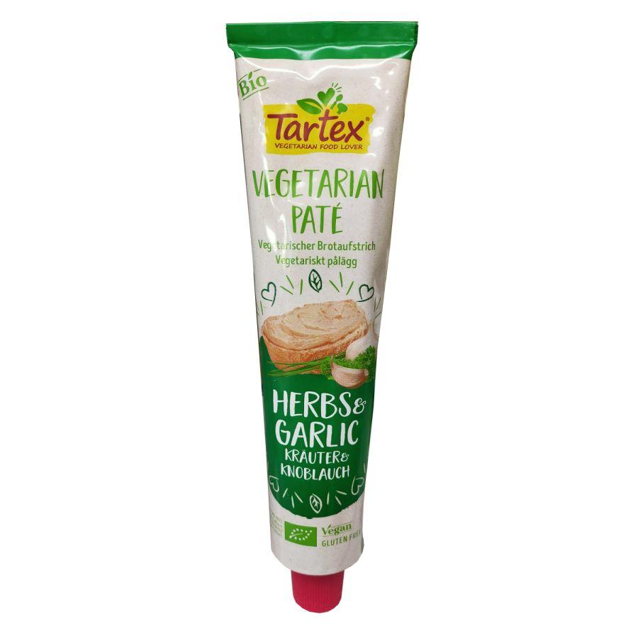 Tartex Herb & Garlic Pate 200g