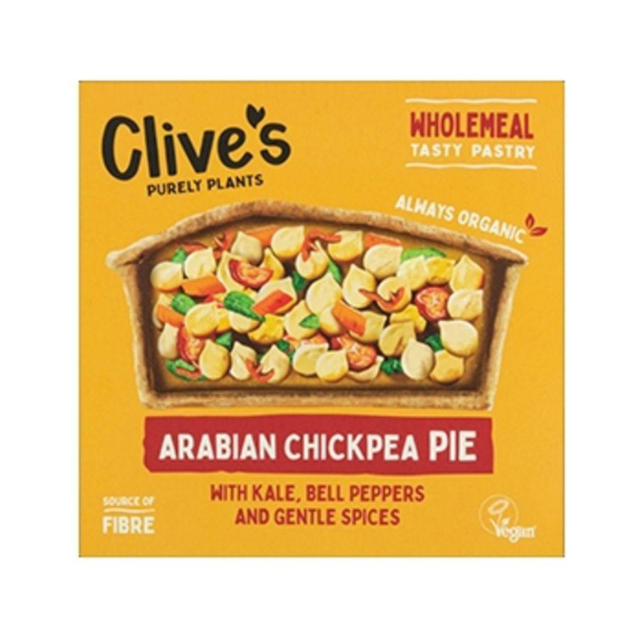 Clive's Organic Arabian Chickpea Pie 235g