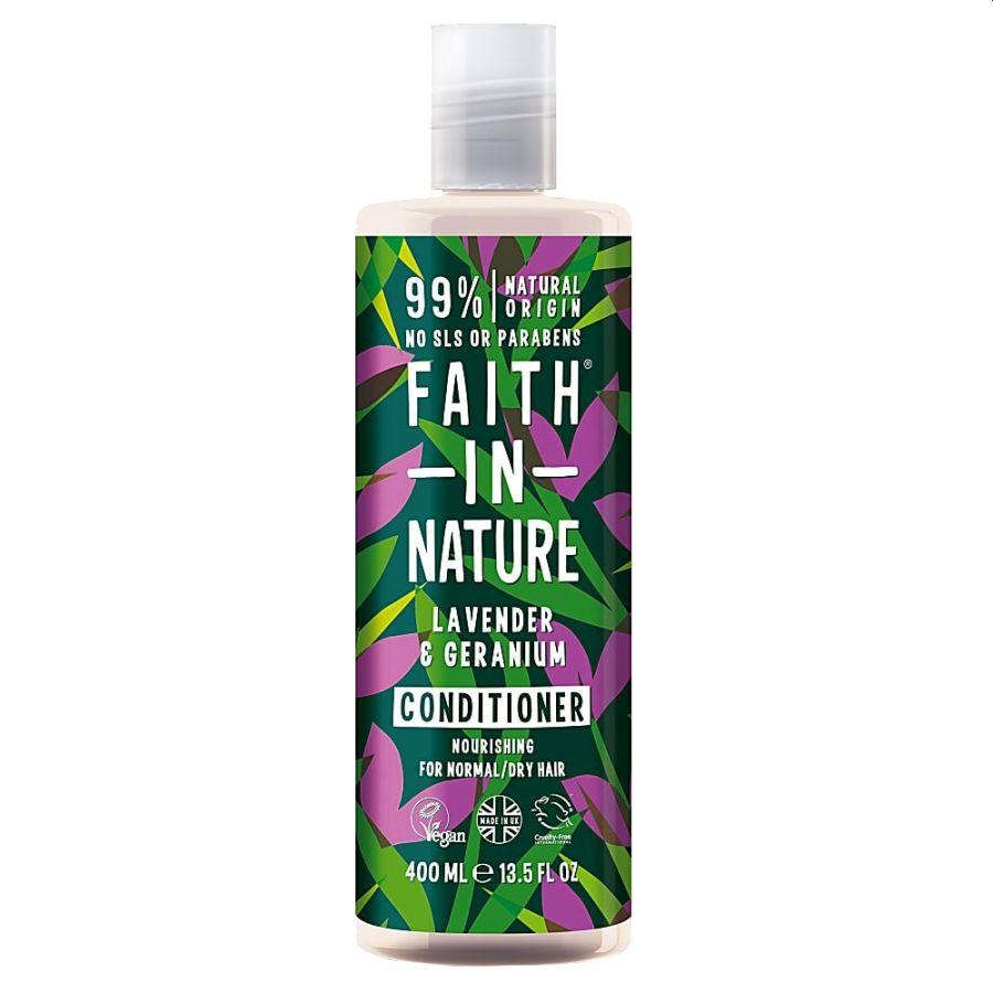 Faith in Nature Lavender & Geranium Conditioner 400mls
