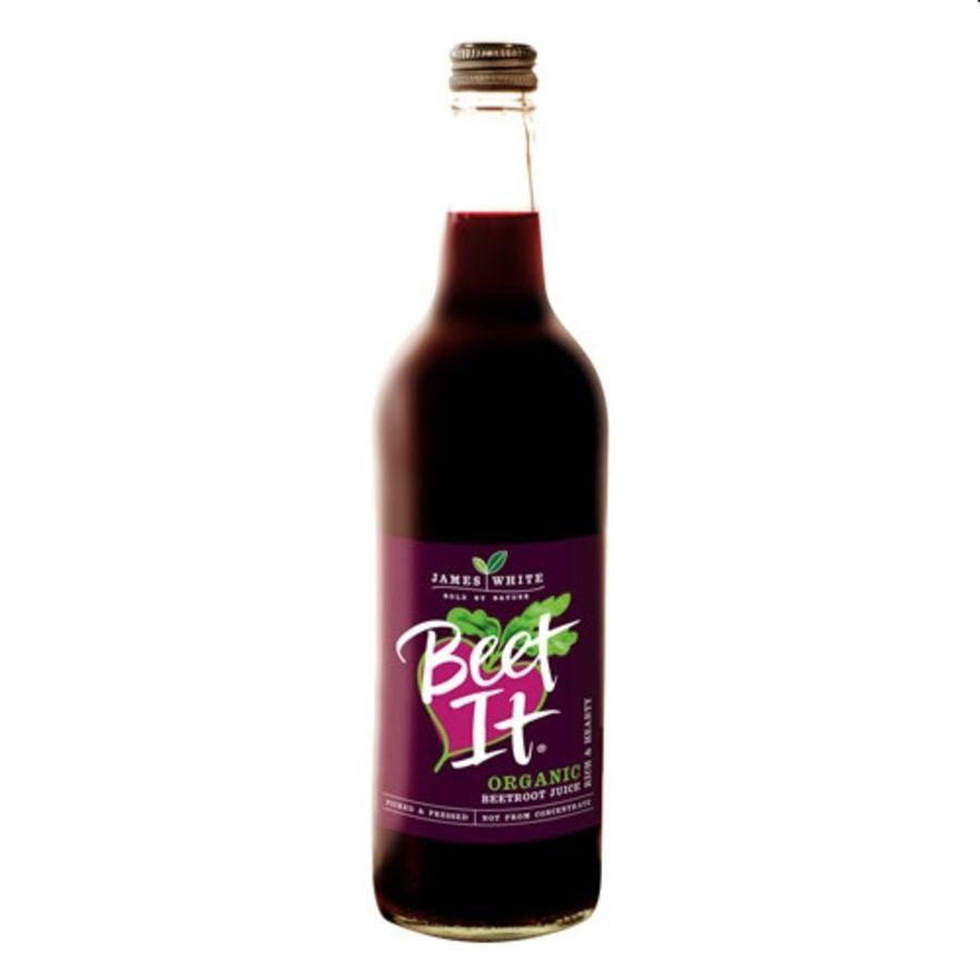 Beet It Organic Beetroot Juice 750mls