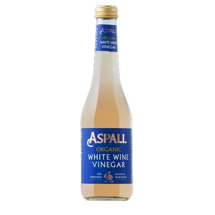 Aspalls Organic White Wine Vinegar 350mls