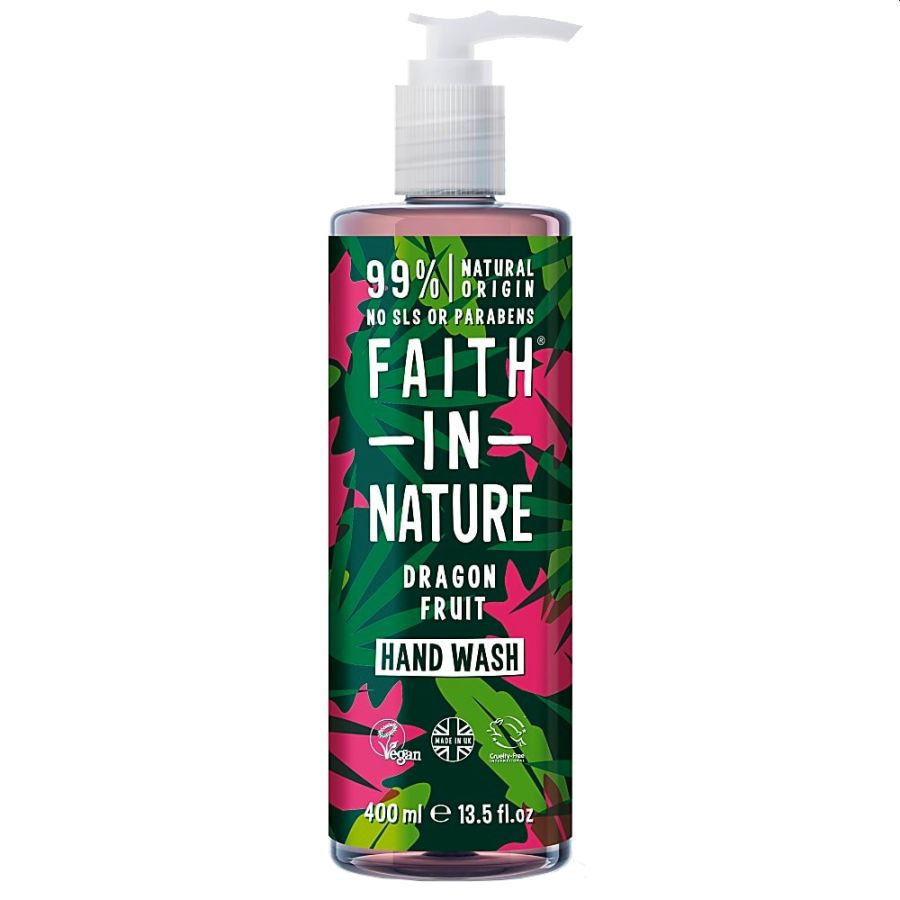 Faith in Nature Dragon Fruit Handwash 300mls