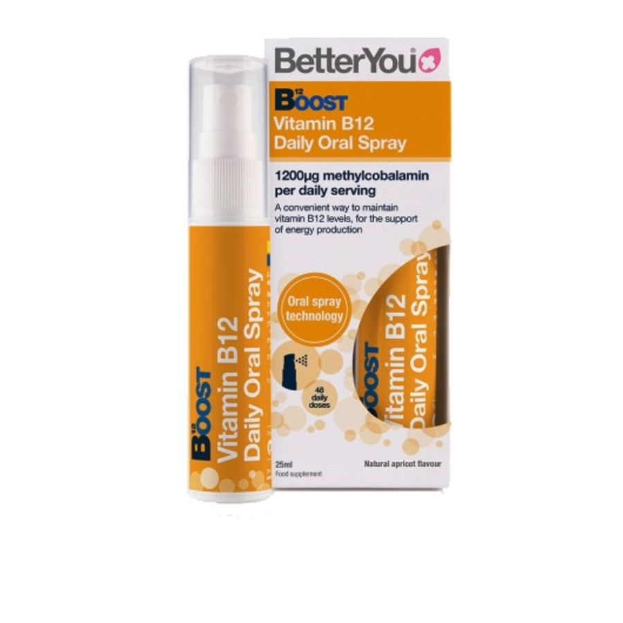 Better You B12 Boost Oral Spray 25mls