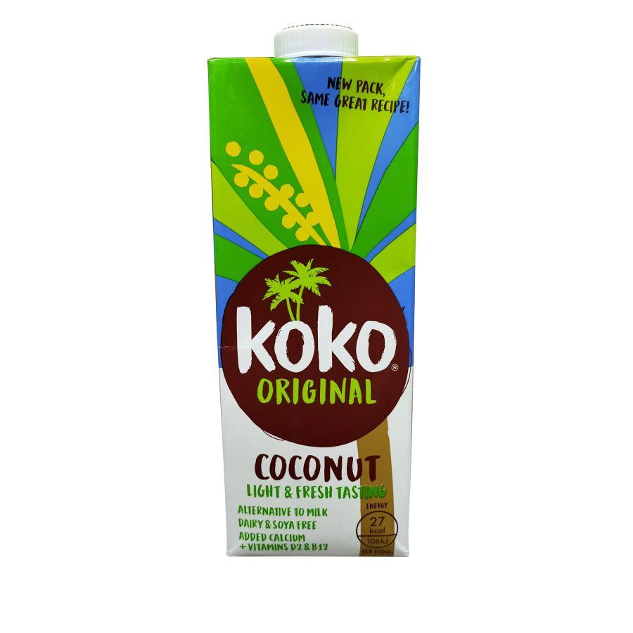 KoKo Original Coconut Alternative Milk Drink 1 Ltr