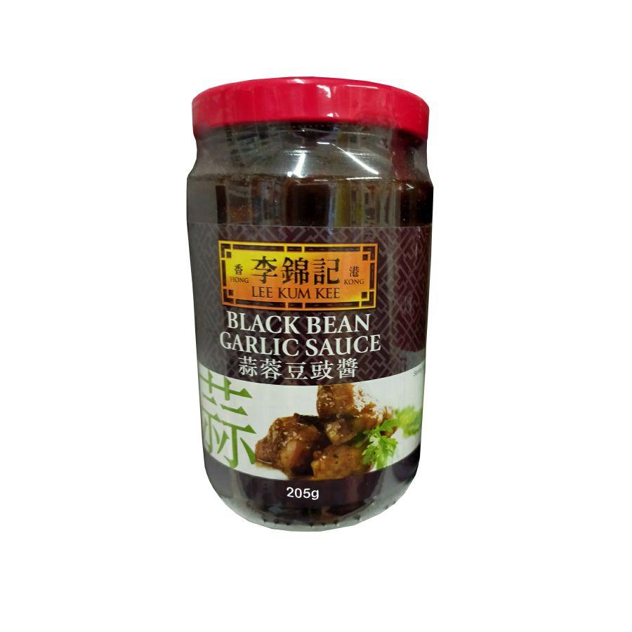 Lee Kum Kee Black Bean Garlic Sauce 205g