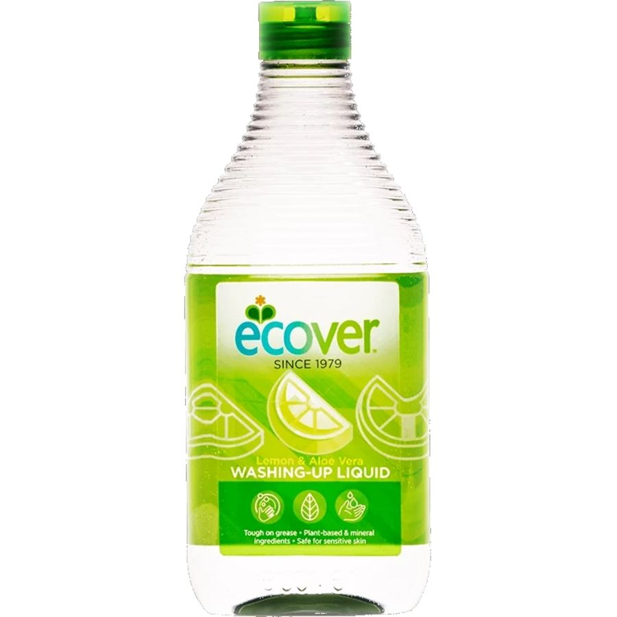 Ecover Washing Up Liquid Aloe vera & Lemon 450mls