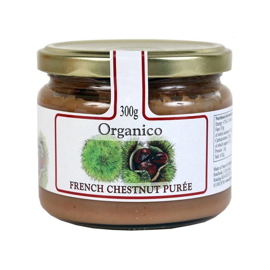 Organico French Chestnut Puree 300g