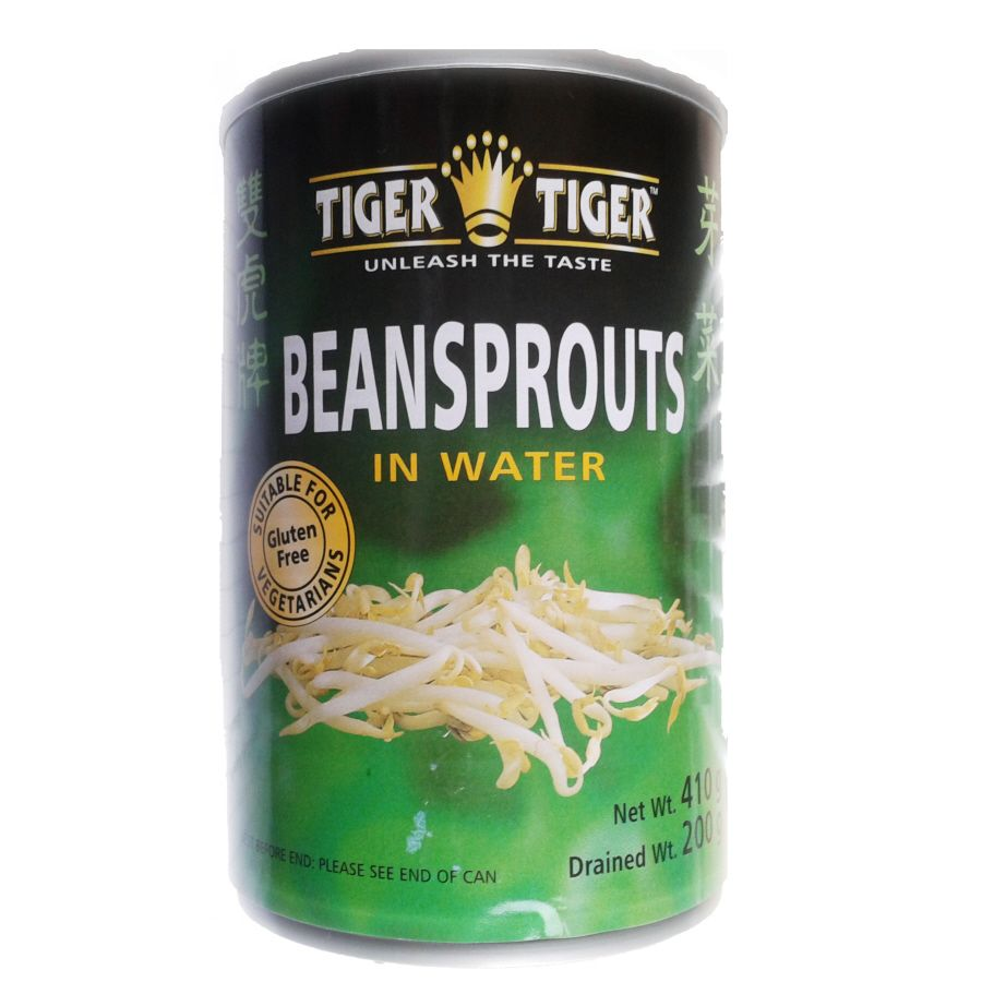 Tiger Tiger Bean Sprouts 410g