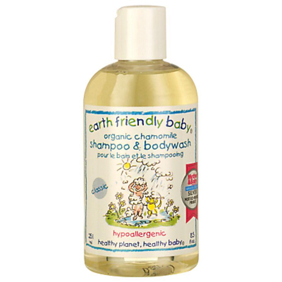 Earth Friendly Baby Organic Shampoo & Bodywash Chamomile 215mls