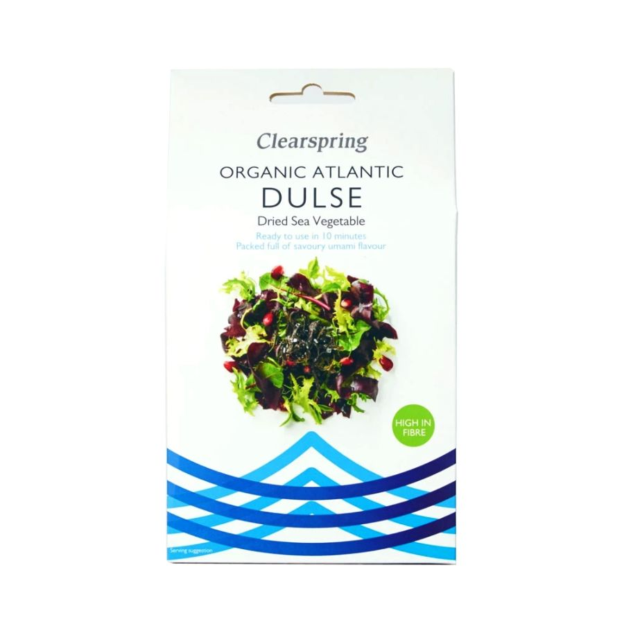 Clearspring Organic Atlantic Dulse 25g