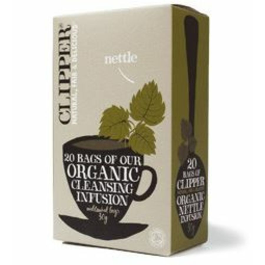 Clipper Organic Nettle Refreshing Infusion 20 teabags