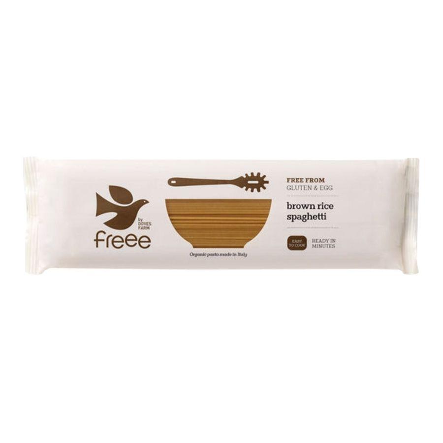 Doves Farm Organic Brown Rice Spaghetti 500g