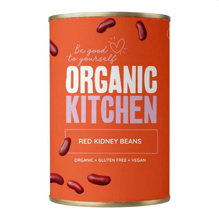 Organic Kitchen Red Kidney Beans 400g
