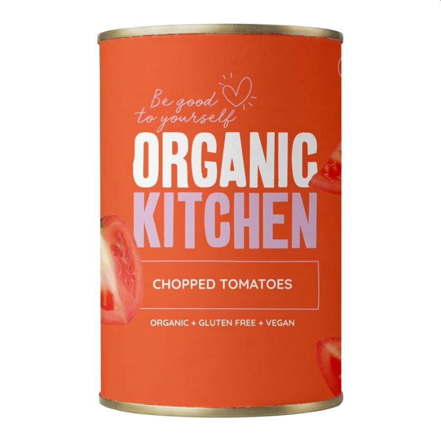 Organic Kitchen Chopped Tomatoes 400g