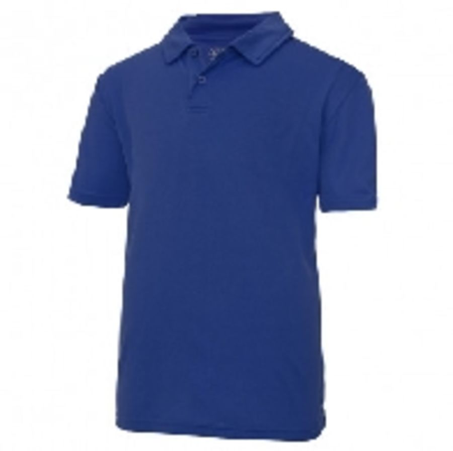 Flamborough Sports Polo Shirt (Royal)
