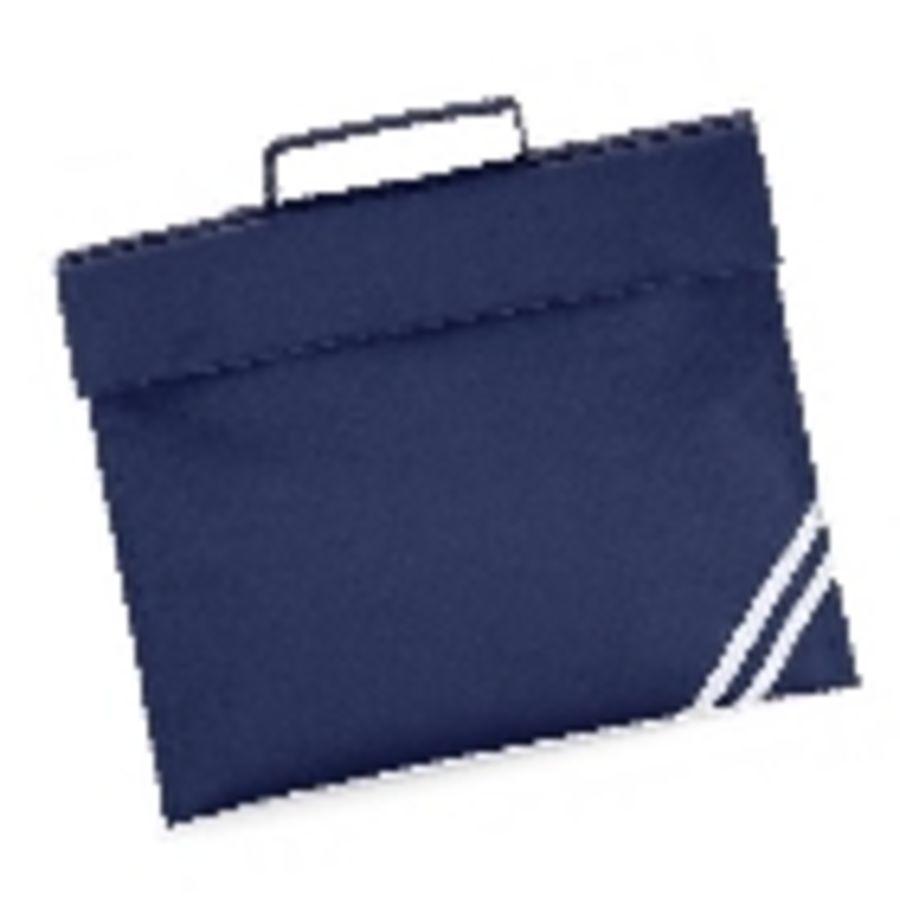 Flamborough Book Bag ( Navy)
