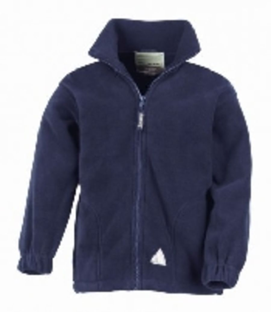 Flamborough Polar Fleece (Navy)