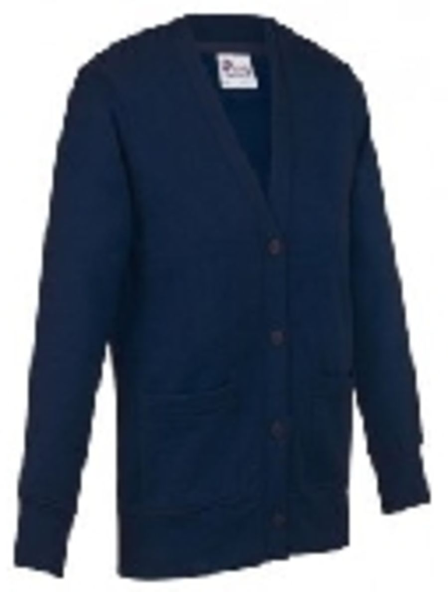 Flamborough Cardigan (Navy)