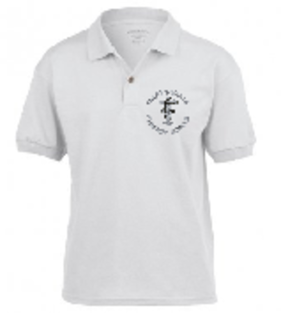 Martongate Polo Shirt (White / Maroon )