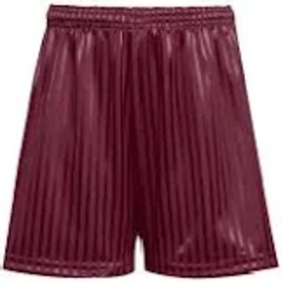 Martongate  Shorts (Maroon)