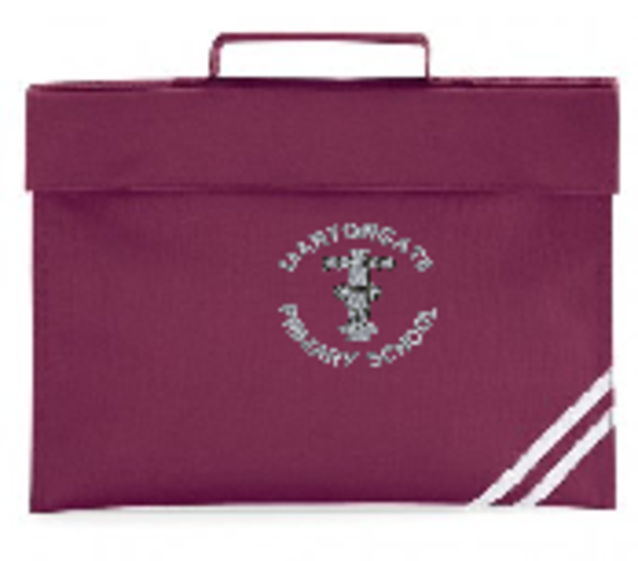 Martongate  Book Bag ( Burgundy )