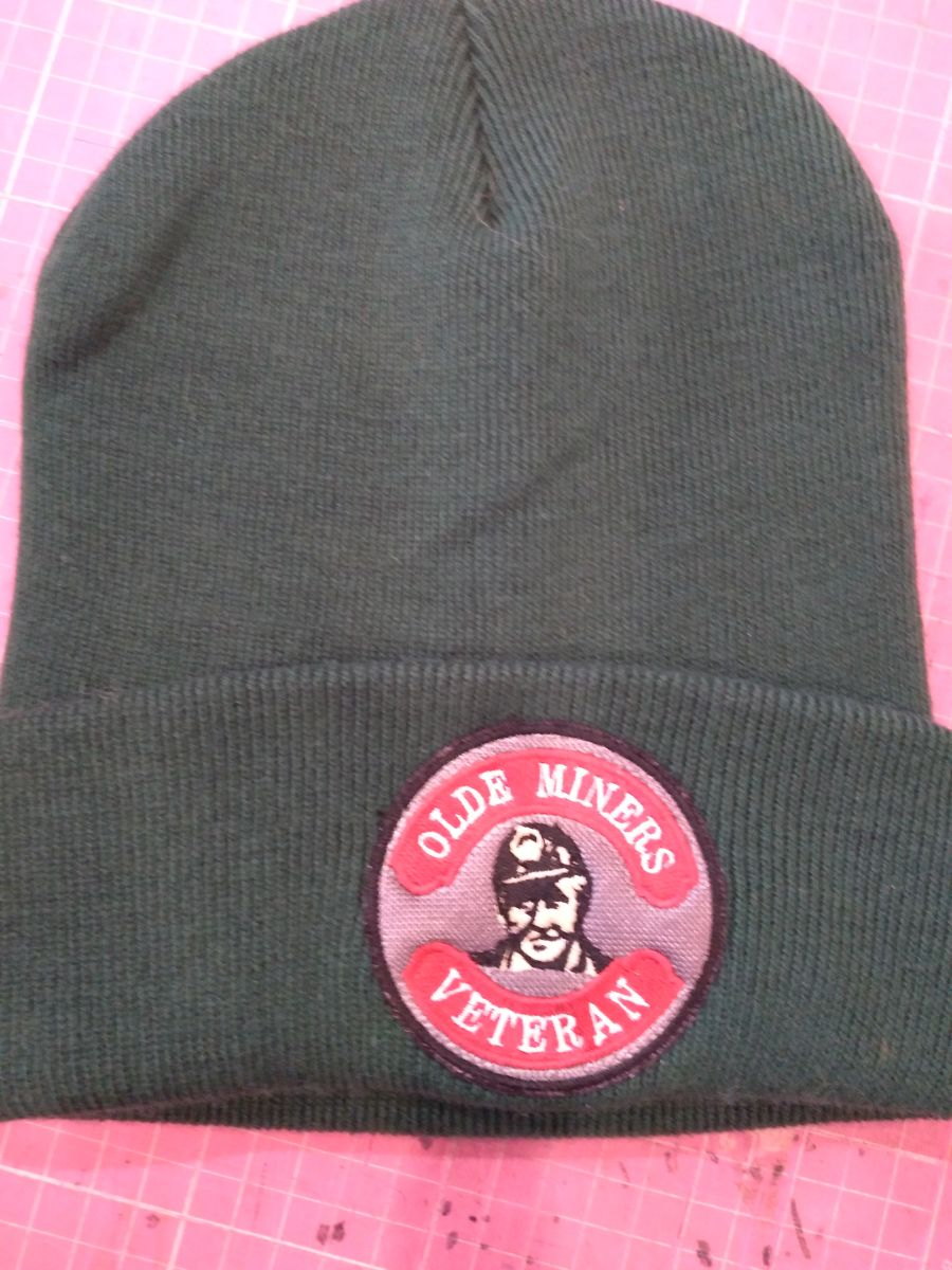 Adult Embroidered Beanies