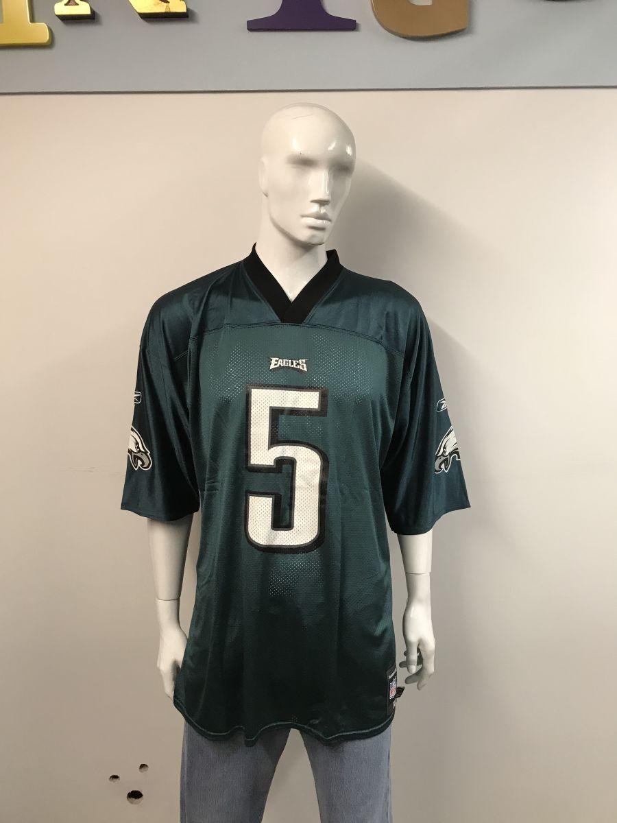 NFL Philidelphia Eagles number 5 McNabb jersey