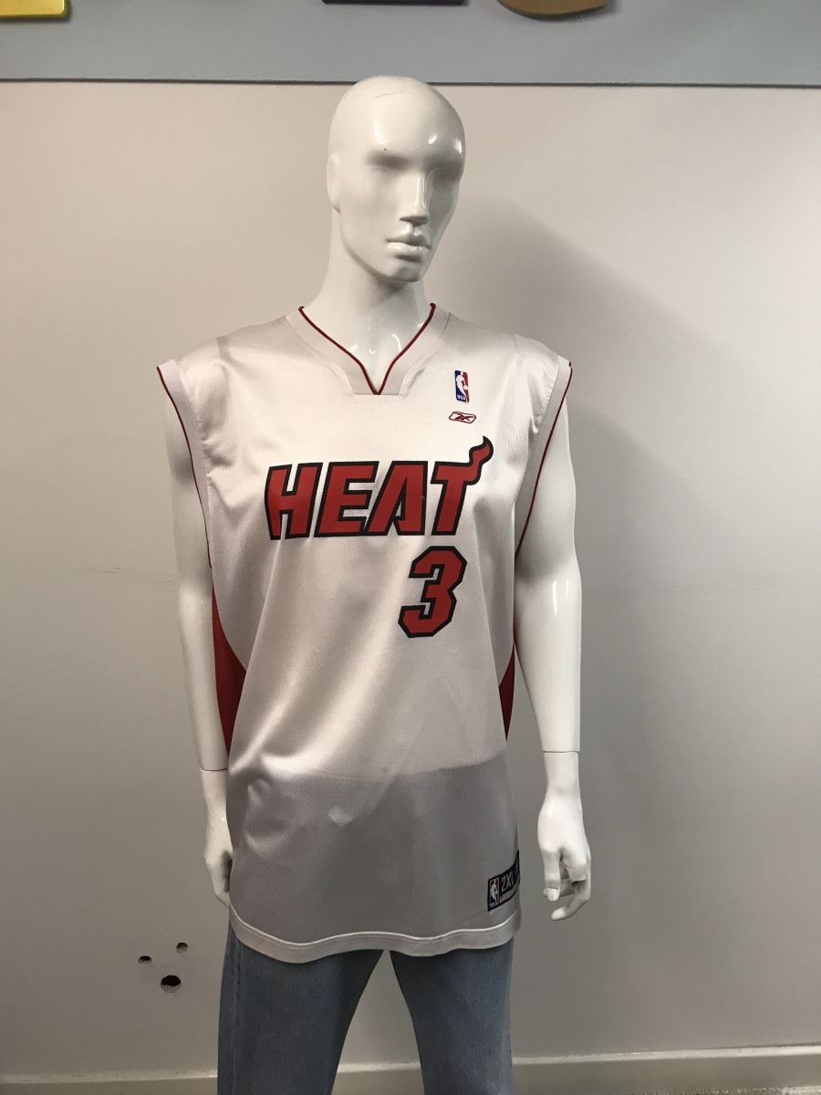 NBA Miami Heat number 3 wade jersey