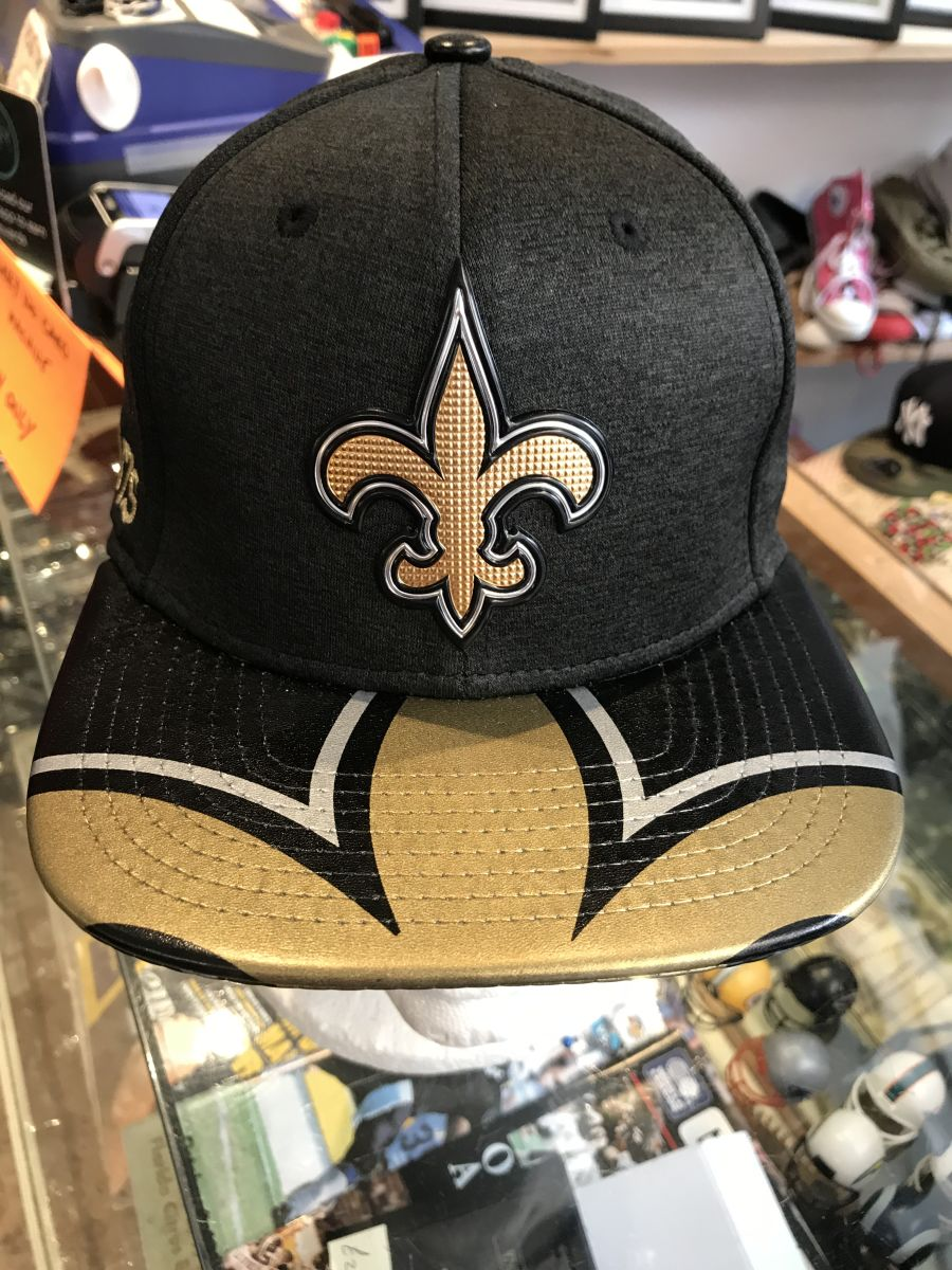 New Orleans Saints snapback cap