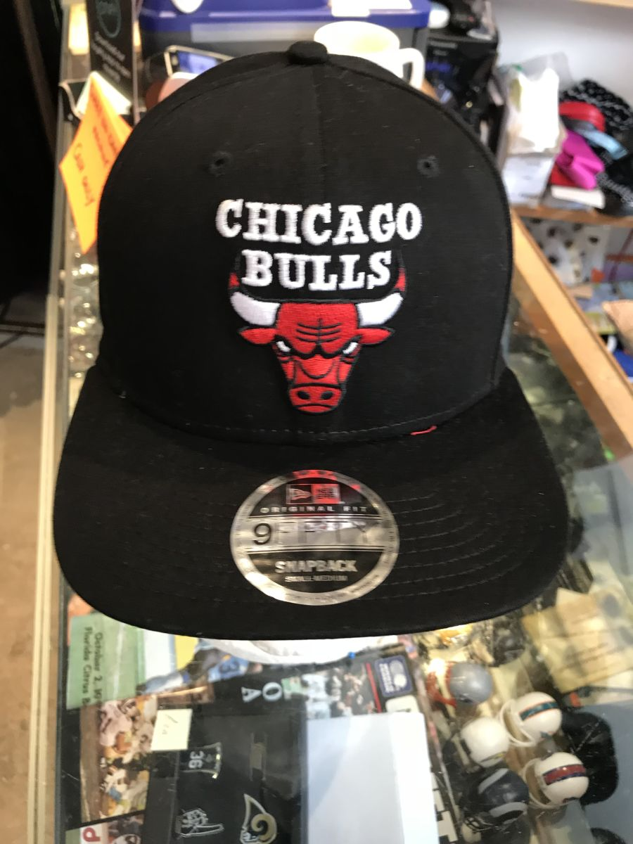 Chicago bulls snapback cap