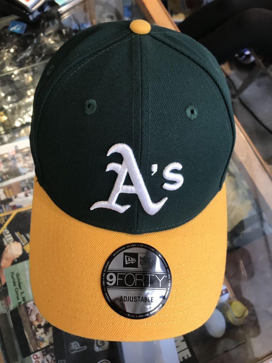 Oakland Athletics New Era baseball cap