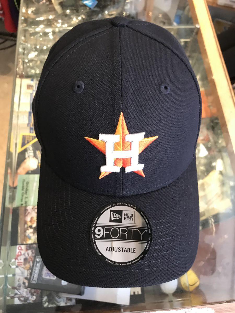 Houston Astros New Era baseball cap