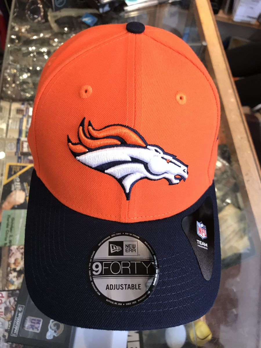 Denver Broncos New Era baseball cap