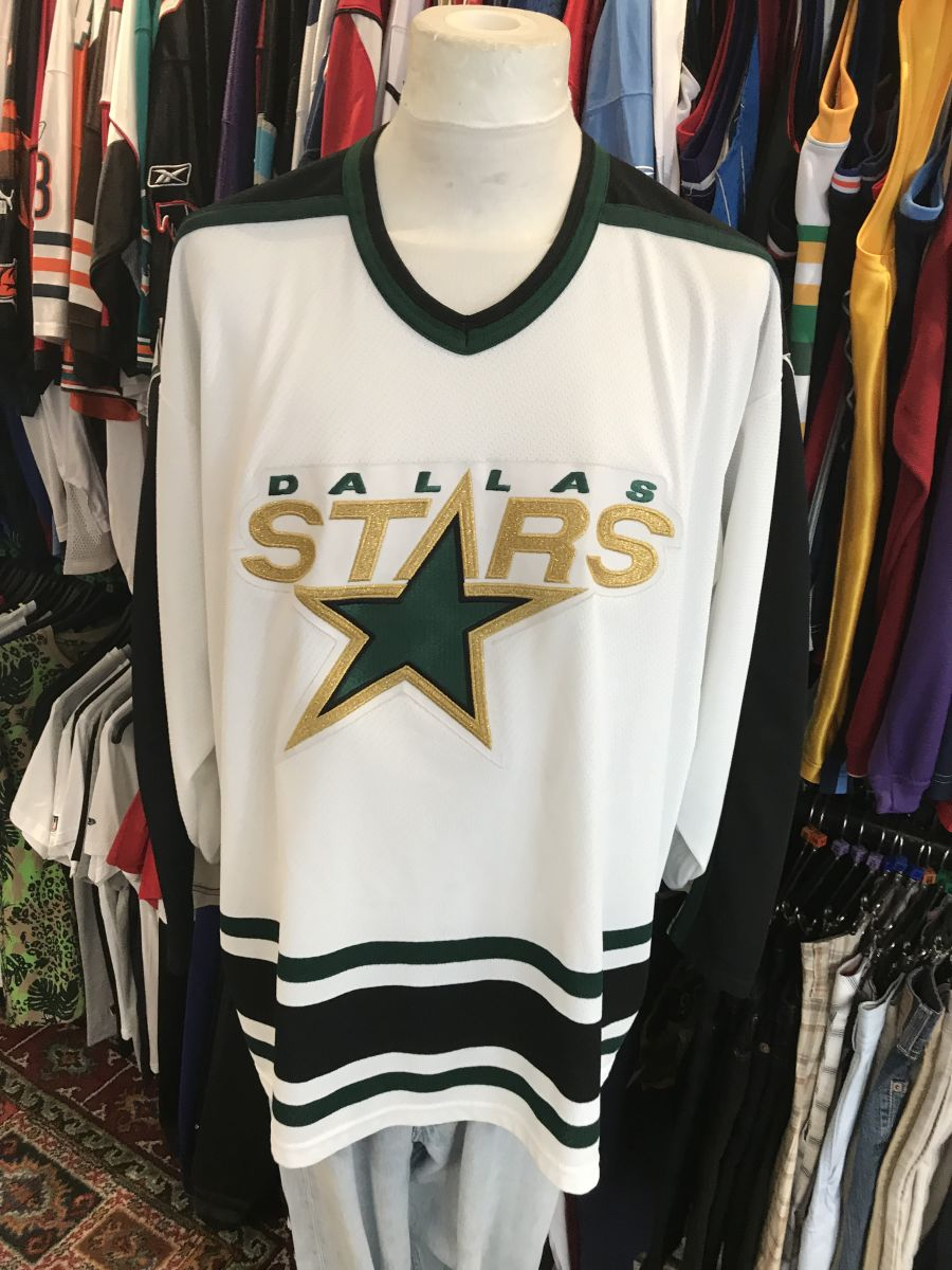 Dallas stars NHL jersey