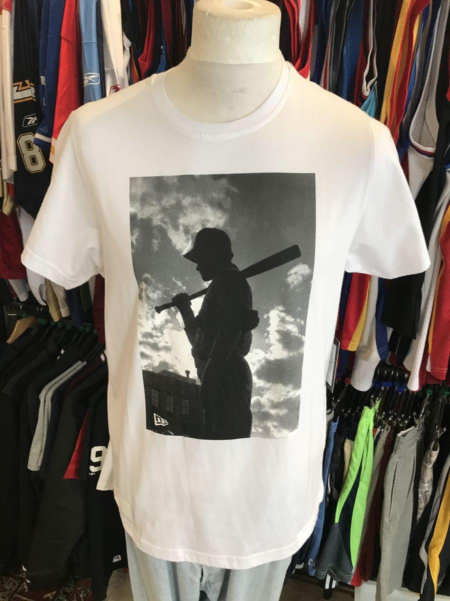 New Era player t-shirt