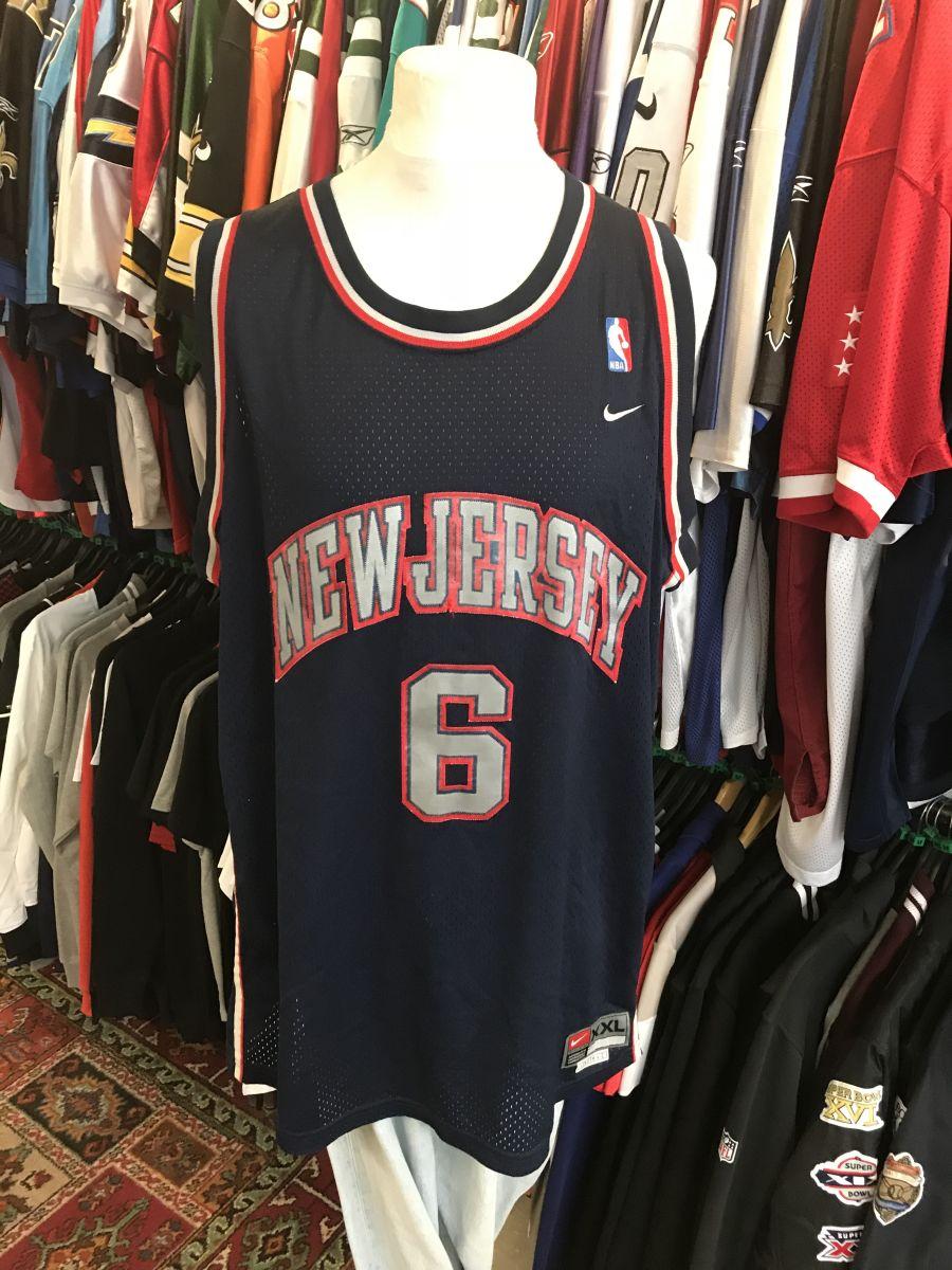 New Jersey Nets Martin jersey