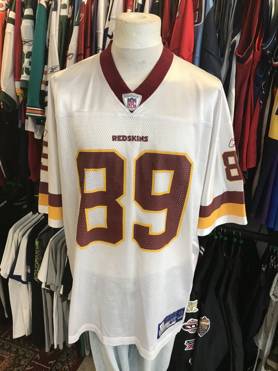 Washington Redskins Moss jersey