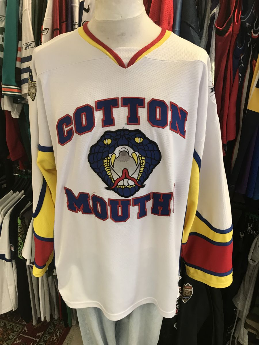 Columbus Cottonmouths jersey