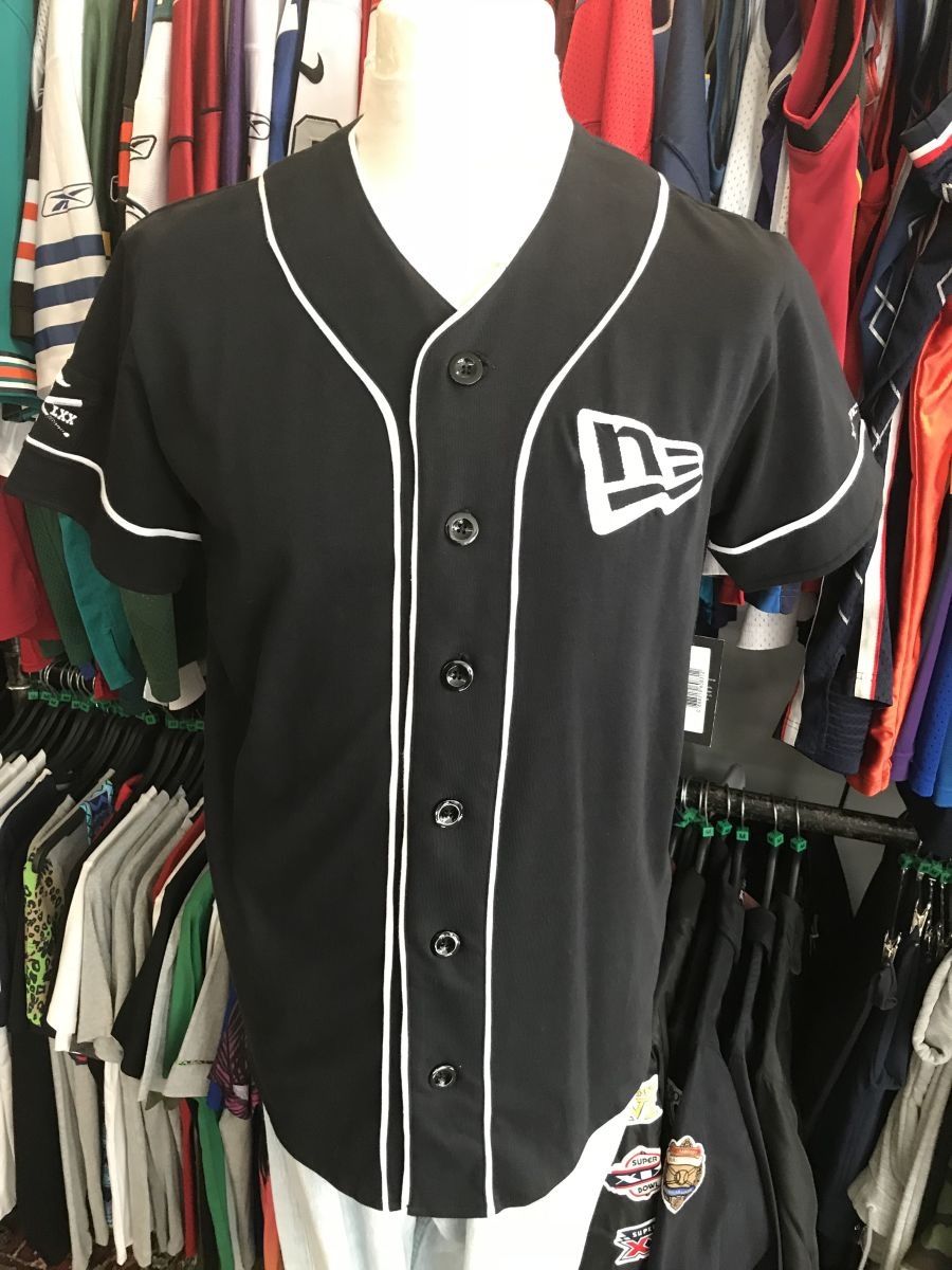 New Era baseball jersey