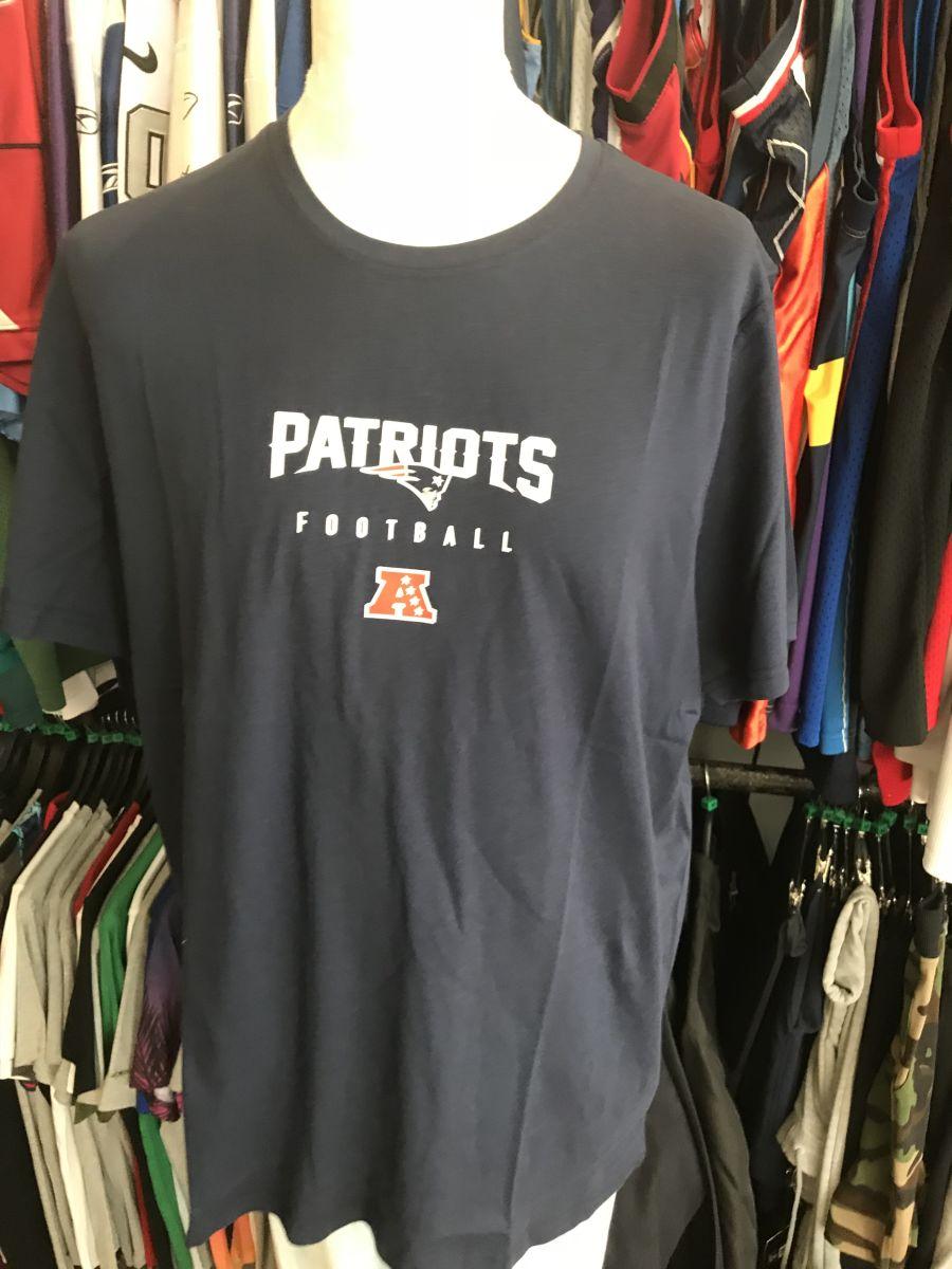 New England Patriots apparel t-shirt