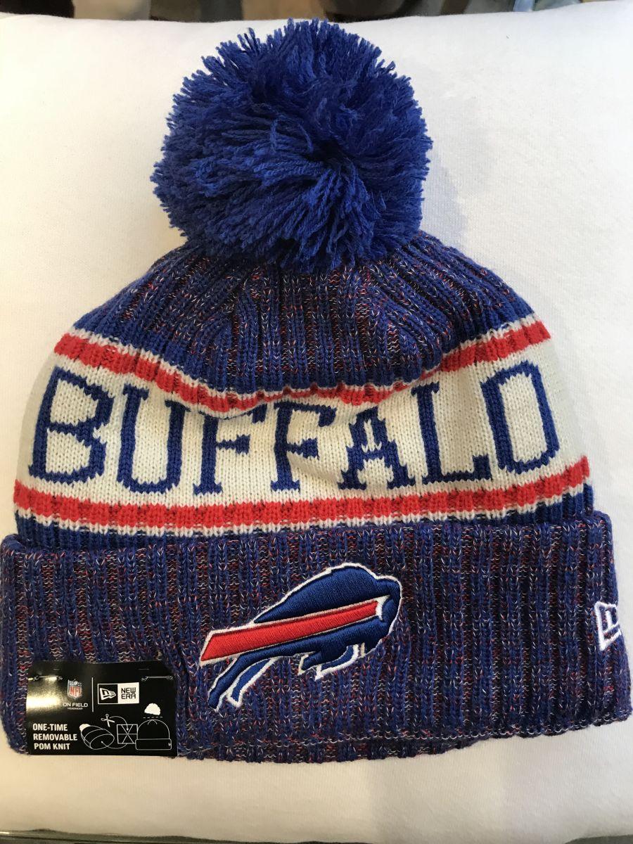 Buffalo Bills sideline knit hat