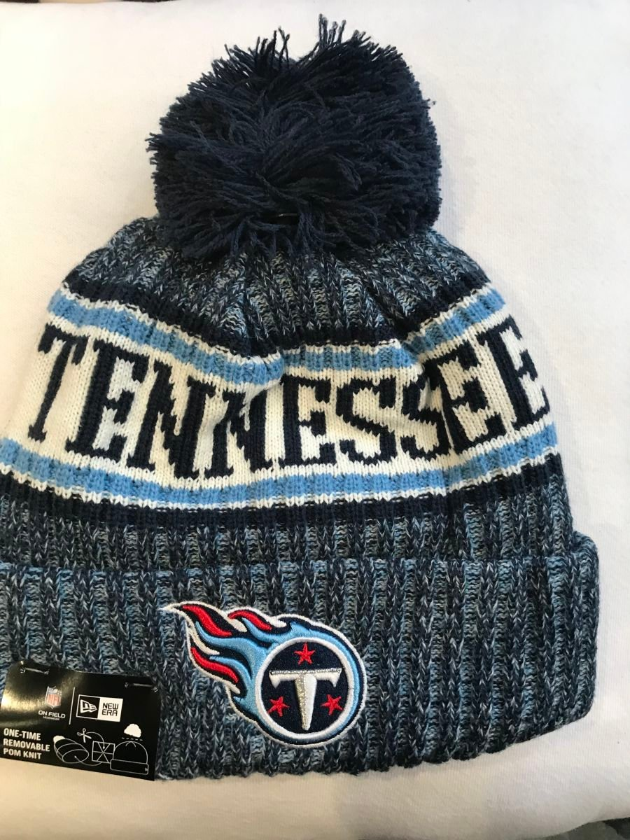 Tennessee Titans sideline knit hat