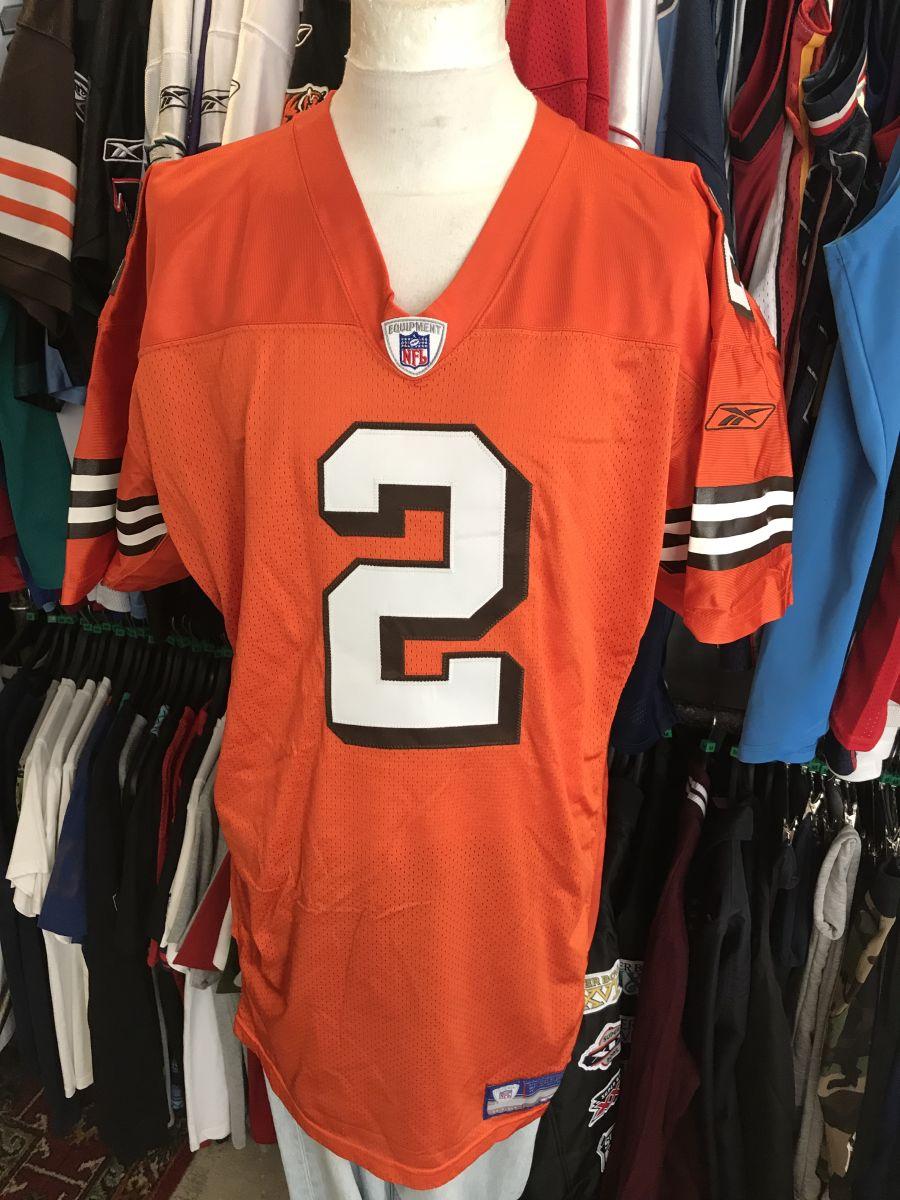 Cleveland Browns game worn jersey