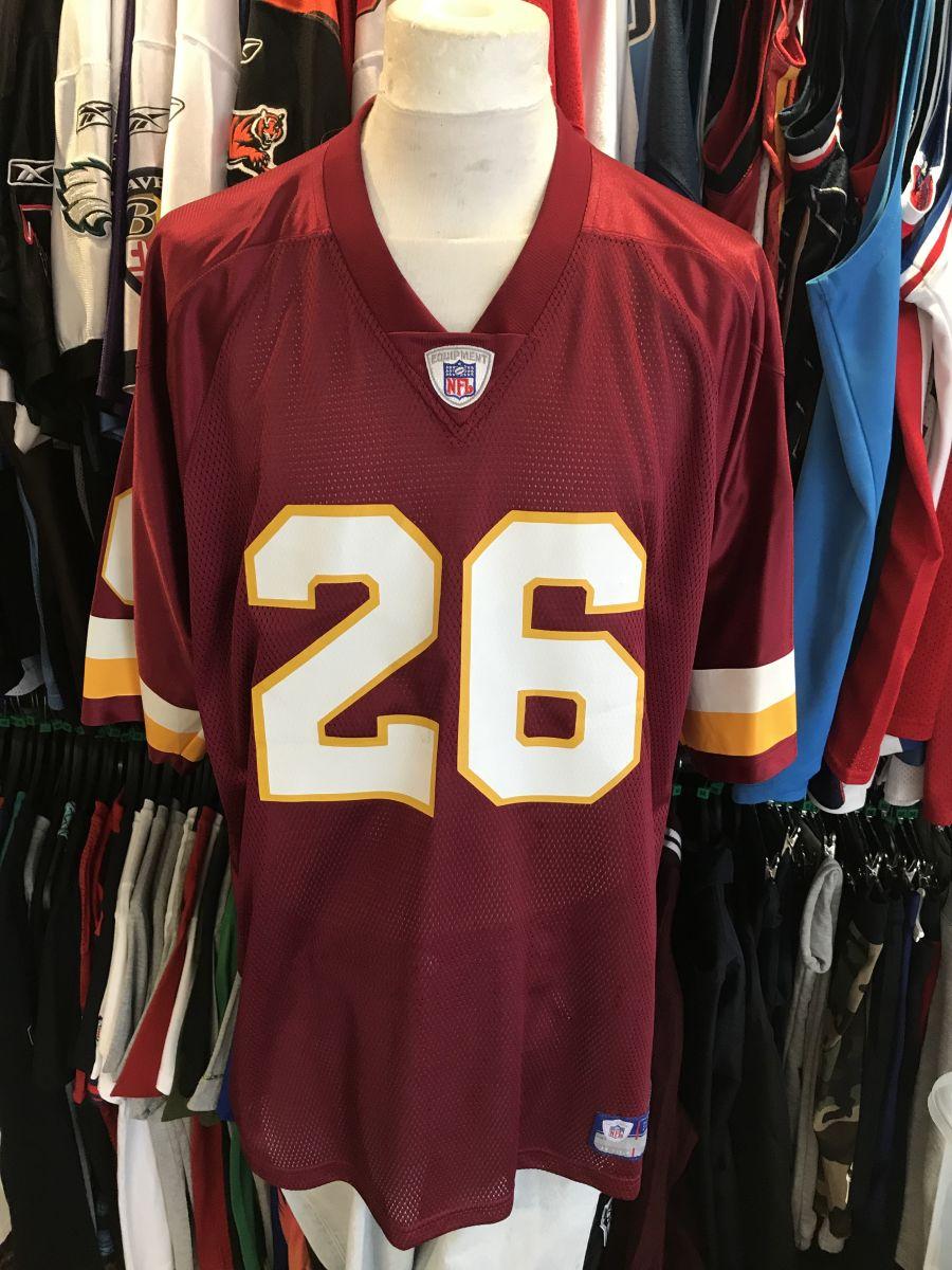 signed Washington Redskins Portis jersey