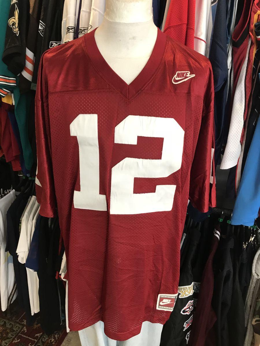 Stabler Crimson Tide jersey