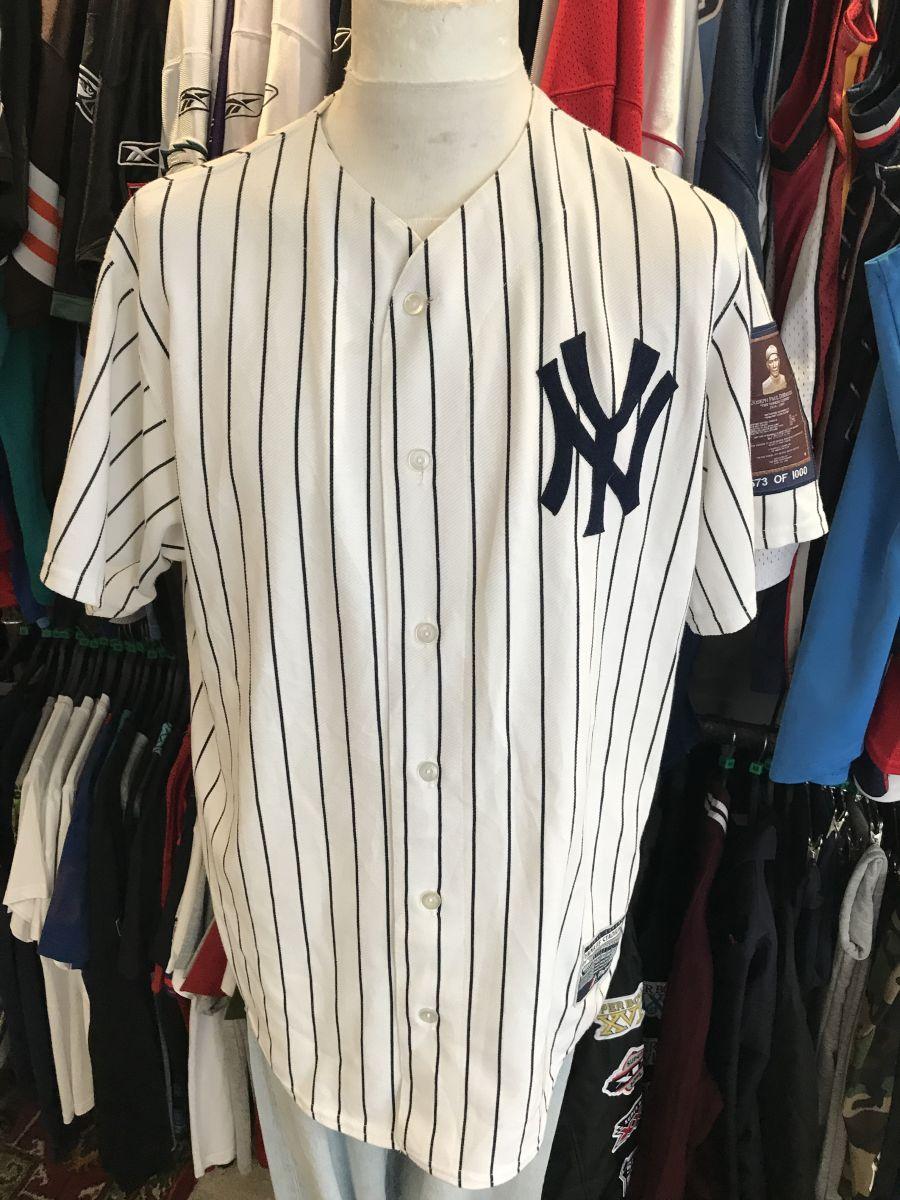 Yankees Dimaggio jersey