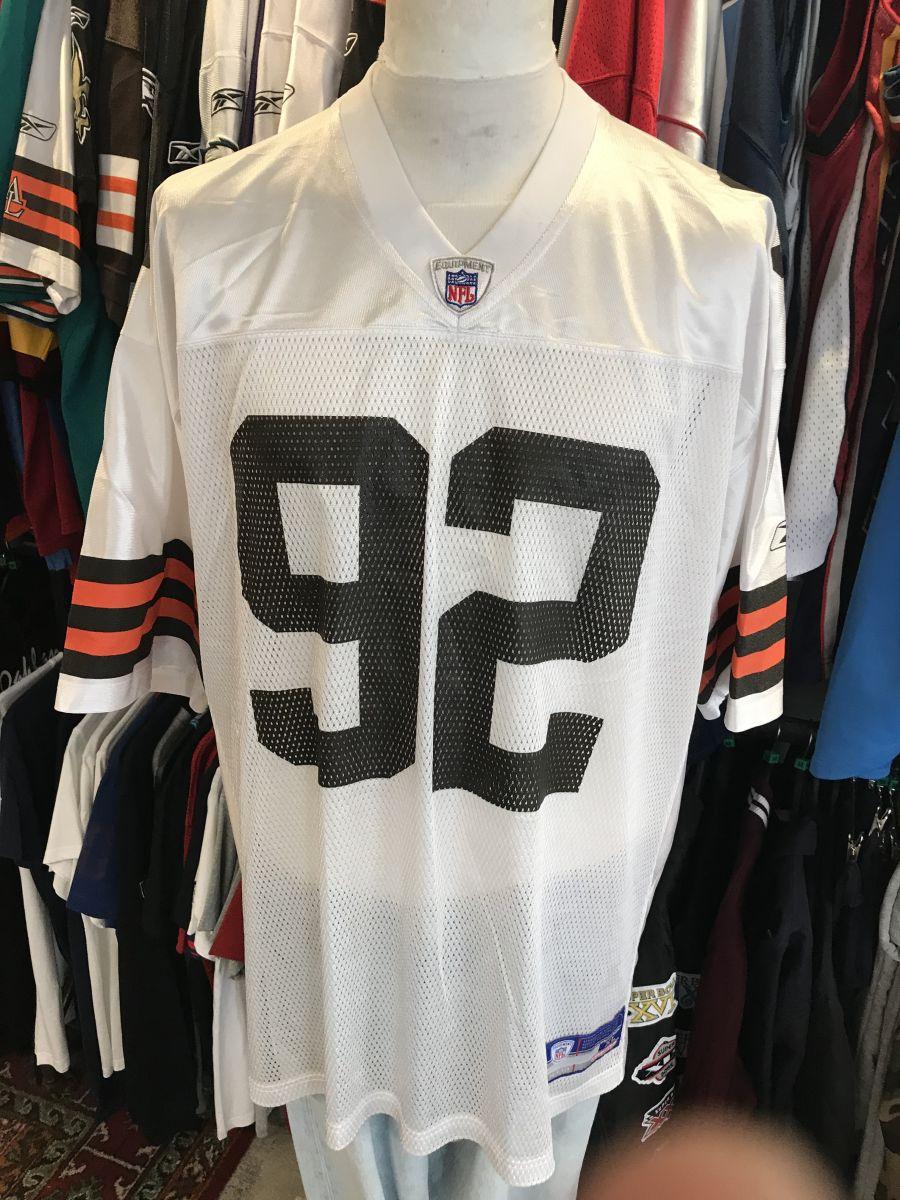 timeless design 3f751 74465 Cleveland Browns Brown jersey